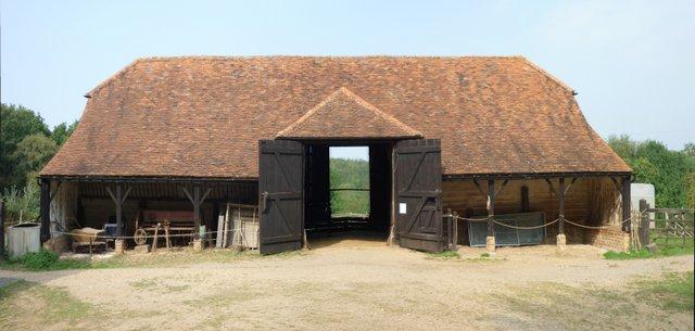 Hill Farm Barn C O A M