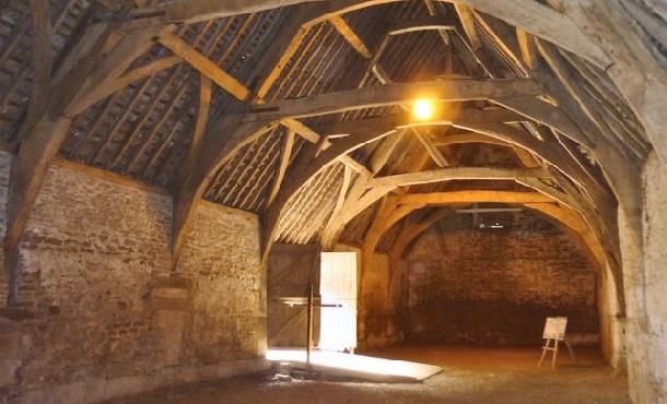 Lacock Tithe Barn