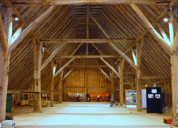 Coggeshall Grange Barn