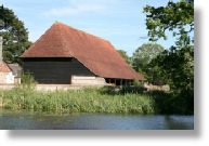 Michelham Priory Barn