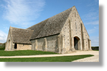 Great Coxwell Grange Barn
