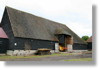 Faversham Abbey Minor Barn