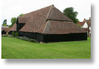 Barn at Wymondley Priory