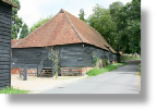 Wanborough Great Barn