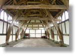 Arley Hall - Cruck Barn