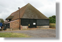Faversham Abbey - Major Barn