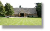 Stanway Tithe Barn